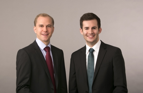 The Management: Mr. Julian Busch and Mr. Christoph Graffius
