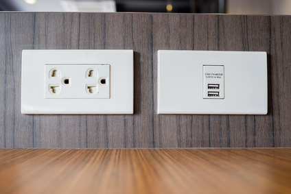 GB standard for electrical outlets