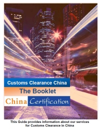 Customs Clearance China