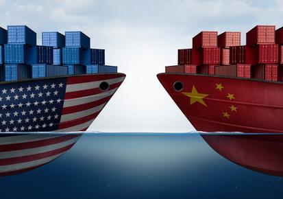 Außenhandel zwischen China und USA