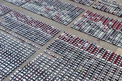 Neuwagen Export