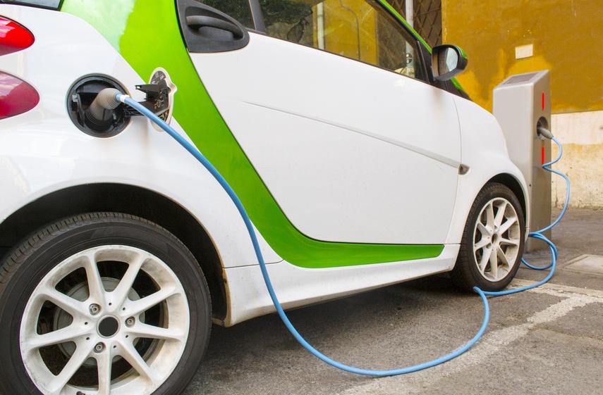 Smart Elektrofahrzeug
