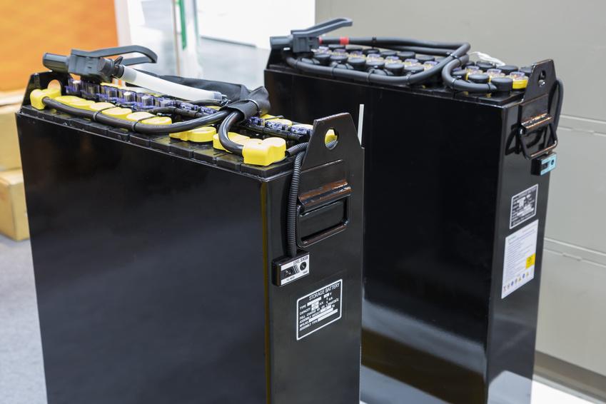 BYD Batteriefabrik