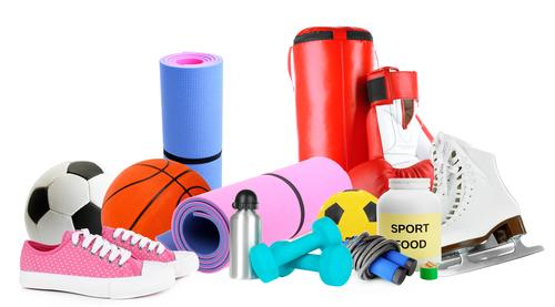 Sportartikelmarkt