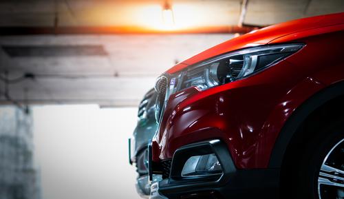 VW suv elettrico
