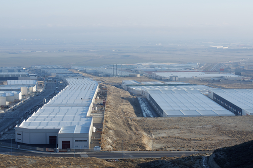 China EV towns
