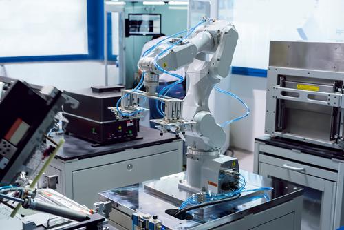 Korea Industrieroboter