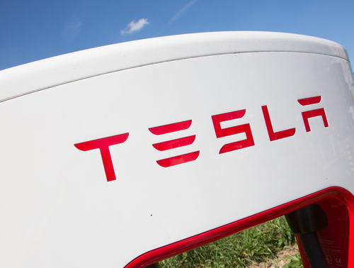 Tesla Elektrofahrzeuge